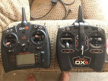 DX8 and DXe trainer in Travis AFB, California
