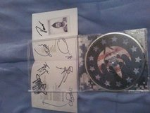 """AUTOGRAPHED QUEENSRYCHE """"AMERICA SOLDIER"""" CD in Fort Rucker, Alabama"""