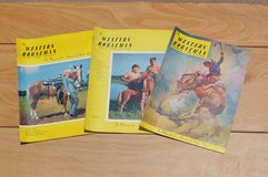 Vintage Western Horseman Magazine Collection-reduced again in Alamogordo, New Mexico