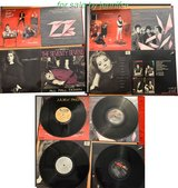 """4 vinyl LP (albums) """"Christian"""" labels in Cherry Point, North Carolina"""