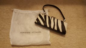 Adrienne Vittadini Faux Zebra Hair Purse in Naperville, Illinois