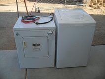 ###  Small Washer + Dryer  ### in Yucca Valley, California