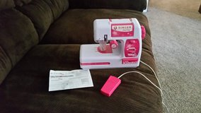 Child's toy Singer sewing machine in Lawton, Oklahoma