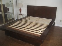 Queen bed frame in Yucca Valley, California