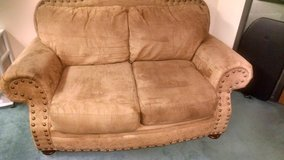 Couch and love seat in Lawton, Oklahoma