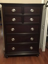 Tall dresser 5 drawer great condition! in Clarksville, Tennessee