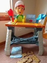 Fisher Price Handy Manny let's get to work repair shop in Bartlett, Illinois