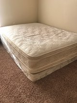 queen mattress and box spring in Fort Riley, Kansas
