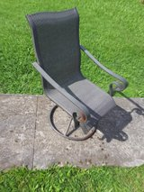 Outdoor Patio Chairs Set of 6 in Okinawa, Japan
