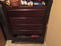 Chest of drawers (for infant/toddler) in Fort Benning, Georgia