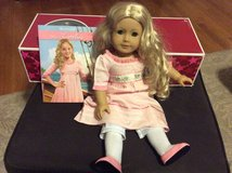 American Girl doll Caroline in San Antonio, Texas