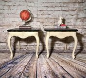 Shabby Chic End Tables in Ramstein, Germany