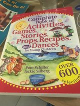 The Complete Book of Activities, Games, Stories, Props, Recipes, and Dances for Young Children in Ramstein, Germany