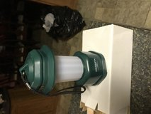 Brand new in box lantern with batteries in Conroe, Texas