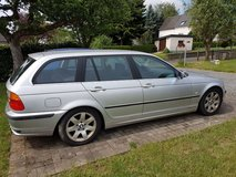 BMW 320i Touring Automatic in Hohenfels, Germany