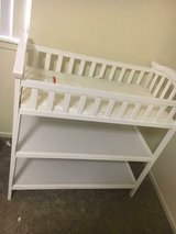 Changing Table in Fort Irwin, California