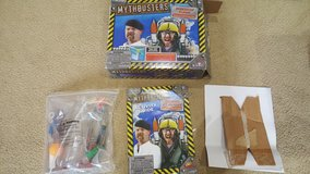Mythbusters forces of flight science exploration kit in Okinawa, Japan