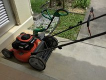 Lawn mower and Weed eater Combo in Okinawa, Japan