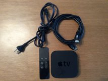 Apple TVs 3rd and 4th Generation in Okinawa, Japan
