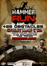 Hammer Run Tickets (Obstacle Course Race) in Grafenwoehr, GE