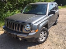 2015 Jeep Patriot Sport 4x4... From ONLY $264 p/month! in Hohenfels, Germany
