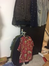 Free! Lots of Men's clothes and Suits in Okinawa, Japan