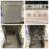 White Kenmore Dishwasher in Glendale Heights, Illinois
