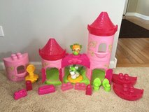 Princess Catle - 20 piece mega block set in Yorkville, Illinois