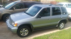 2001 Kia Sportage in Fort Campbell, Kentucky