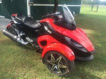 Can-Am Spyder RS 2009 in Hinesville, Georgia