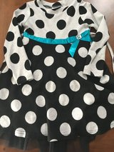Dress with dots in Ramstein, Germany