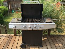 Charbroil Gas Grill in Ramstein, Germany