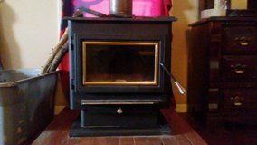 Wood burning stove in Fort Campbell, Kentucky