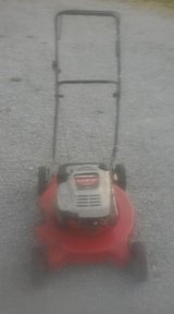 22 inch cut push mower in Fort Campbell, Kentucky