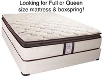 Need a Full or Queen Mattress in Cherry Point, North Carolina