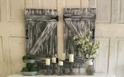 Farmhouse style decor doors in Houston, Texas