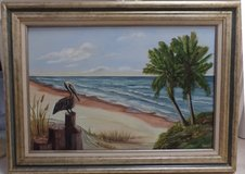 Large Framed Painting in Conroe, Texas
