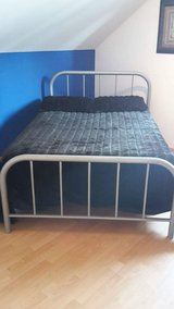 Full size American bed in Ramstein, Germany