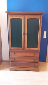 Wardrobe and end tables in Ramstein, Germany