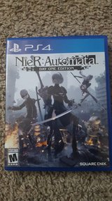 Ps4 NiER Automata in Fort Riley, Kansas