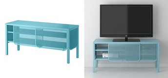 NITTORP TV unit, turquoise in Bellaire, Texas