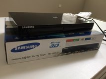 Samsung Blu-ray DVD player in Glendale Heights, Illinois