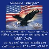 Airborne Transport in Fort Campbell, Kentucky