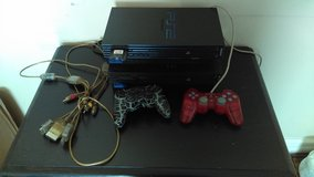 PS2 lot in Fort Campbell, Kentucky