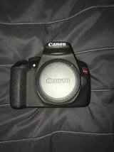 Canon EOS T5 rebel 1200D (body only) in Fort Rucker, Alabama