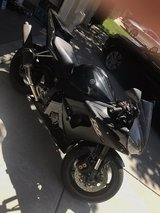 2005 Yamaha R6 in Travis AFB, California