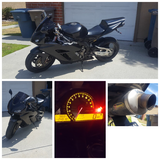 2004 Honda CBR1000RR (TRACK AND STREET READY) in Huntington Beach, California