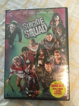 Suicide Squad VHS in Fort Campbell, Kentucky
