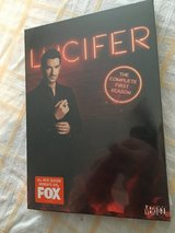 Lucifer Season 1-DVD in Fort Campbell, Kentucky