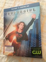 Supergirl Season 1 Blu-ray in Fort Campbell, Kentucky